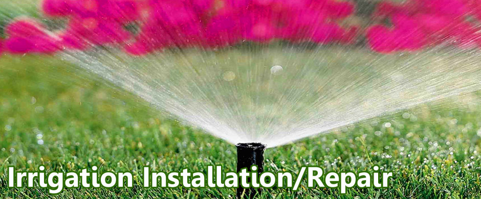 Sprinkler Repair and Installation